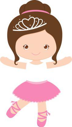 Bailarinas princesas - Minus                                                                                                                                                      Mais
