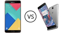 Samsung Galaxy A9 Pro (Duos) vs OnePlus 3 - Specification Comparision and Quick…