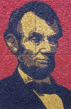 """""""Lincoln"""" by four elementary students"""