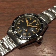 ref.6538 submariner bigcrown earl type 1956