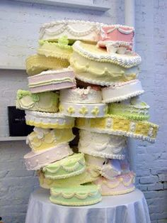 This reminds us of something from the Mad Hatters Tea Party!