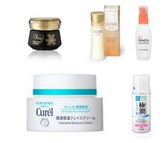 5 of the best Japanese drugstore moisturisers – TOKYO BEAUTY BOOK