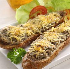 Ciabatta, Cheesesteak, Pulled Pork, Vegan, Ethnic Recipes, Food, Shredded Pork, Essen, Meals