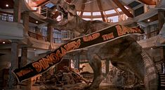 Jurassic World is basically a direct sequel to Jurassic Park, 22 years later. So that means there's tons of Jurassic World easter eggs. T Rex Jurassic Park, Jurassic Park World, Lego Jurassic, Sci Fi Movies, Good Movies, Amazing Movies, Fantasy Movies, Horror Movies, Narnia