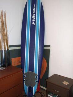 new surfboard (8 foot foam board) from costco