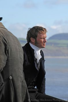 Capt. Wentworth.-- I have never been a Persuasion fan but after watching this for the 3rd time and seeing the Capt's feelings towards Anne. I think I got it.