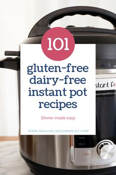 Find chicken beef pork soup chili breakfast or less easy vegetable and dessert recipes and meal ideas in this gluten-free dairy-fre recipe roundup. No Dairy Recipes, Foods With Gluten, Sans Gluten, Gf Recipes, Brownie Recipes, Dairy Free Soup, Dairy Free Diet, Enchiladas, French Tips