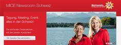 Meetings & Incentives in der Schweiz: Infos & Destinationen im Überblick!