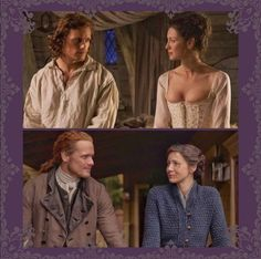 Claire Fraser, Jamie And Claire, Jamie Fraser, Outlander Book Series, The Way He Looks, Sam Heughan Outlander, Sam And Cait, Diana Gabaldon, Books