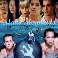 I can not wait!!!!! I am so excited for season two of mako mermaids!! It comes out next month! Squee! :-)