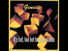 Genesis - Mama - 1983 (album version with lyrics) - sorry there's no video for this song.  I didn't own this song, and it's only been the past several years hearing it on the radio that made me find out how much I like this one.