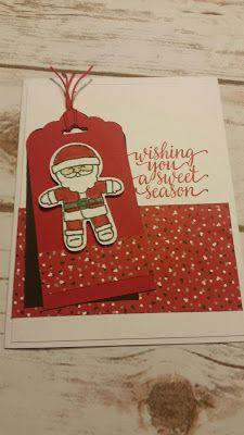 Stamp with Roberta: Sneak Peak- Cookie Cutter Christmas -Santa