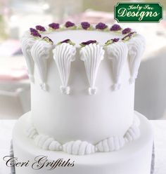 Mini Cakes, Cupcake Cakes, Cupcakes, Unique Cakes, Creative Cakes, Cake Boarders, Sweet And Salty, Baking Ideas, Royal Icing
