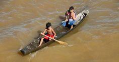 double transom shell canoe - Google Search