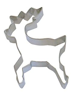 "R&M Reindeer Standing 5"" Cookie Cutter in Durable, Econom... https://www.amazon.com/dp/B0054YPZWK/ref=cm_sw_r_pi_dp_x_BbBsyb5KSM3SG"