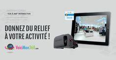Solution de Visite Virtuelle à Destination des Professionnels, Collectivités et Associations…