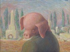 René Magritte : La bonne fortune
