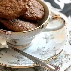 Oatmeal Cookies Mocha Style