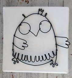 wire Owl King Third