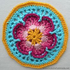 Sophie's Universe CAL 2015 Lookatwhatimade                                                                                                                                                     Mehr