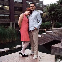 Mod Couples photographic project by Carlotta Cardana