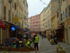 Calle en Ajaccio