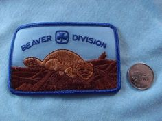 Girl Guides of Canada - Beaver Division Crest - SW Ontario 1990s