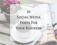 There are 2 reasons to hire me to write your social media posts: You are short on inspiration or you are short on time. Either way I will create a varied set of posts for you which will include quotes, memes, product links and general chatty posts. Make the most of your social media with me. Don't let you Facebook page look lonely or your Twitter feed feel sad! Get in touch! Click here to purchase directly from Etsy.