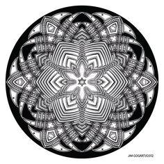 Mandala drawing 40 by *Mandala-Jim on deviantART