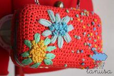 Spanish crochet from Lanusa.