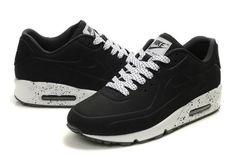 Womens Nike Air Max 90 VT Black
