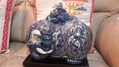 Keramik elephant