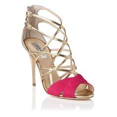 Lk Bennett Jolie Formal Sandals in Pink | Lyst
