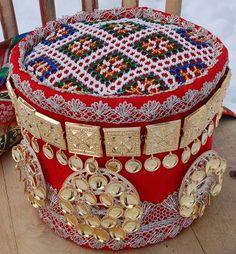 Bridal Crown, Folklore, Norway, Scandinavian, Decorative Boxes, Traditional, Decorative Storage Boxes