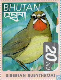 1999 Bhutan [BTN] - Birds