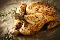 Kurczak z rożna © iStock - kurczak z rożna