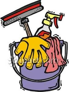funny cleaning clipart clipart kid my clip art pinterest rh pinterest com  cleaning products clipart free