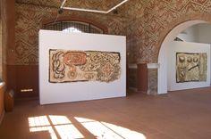 Simone Pellegrini, Devasti, veduta della mostra al far di Rimini