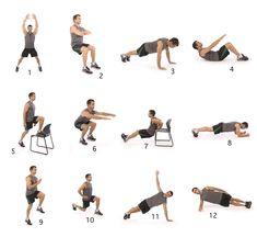 high int cir training-using body weight