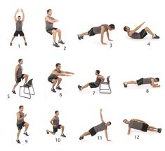 The Scientifically Proven 7-Minute Workout