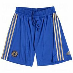Adidas Chelsea FC Home Shorts-CFCREFBLU/LGHFOTGOL (L) by adidas. $44.99. Authentic Adidas Apparel Guarantee. Released in 2011-2012. Regular Fit in Size L. Adidas Soccer Replica Apparel in CFCREFBLU/LGHFOTGOL