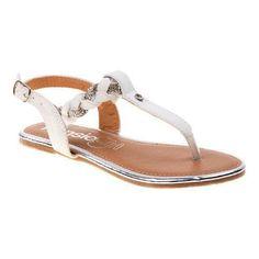 Girls' Kensie Girl KG32177M Braided Thong Sandal