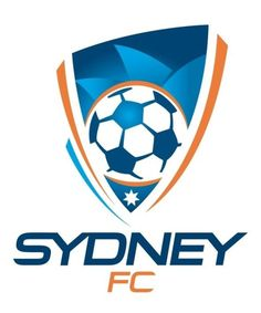 Sydney FC Primary Logo on Chris Creamer's Sports Logos Page - SportsLogos. A virtual museum of sports logos, uniforms and historical items. Soccer Logo, Football Soccer, Soccer Jerseys, American Football, Fifa, Sydney Fc, Sydney Australia, Badges, Australia