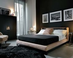 Contemporary High End Italian Velvet Upholstered Bed - Juliettes Interiors Bedroom Wall, Bedroom Furniture, Bedroom Decor, Bedroom Ideas, Bedroom Photos, Bedroom Inspiration, Interior Inspiration, Bed Design, House Design