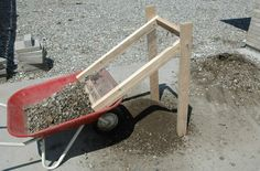 How I Built a Reverse Dirt Sifter - Shop Floor Talk