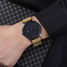 bdfc75c1e2b NEW Fashion Casual Mens Watches Quartz watch Melhores Relógios Para Homens