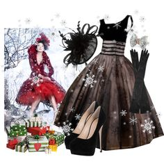 """""""Holiday season"""" by cavell on Polyvore"""