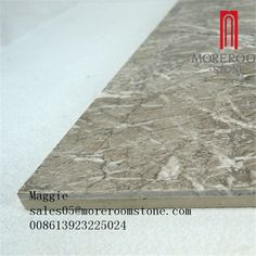 Polsihed Taffrry Grey Laminated Marble in Yunfu, imported grey marble, marble… Marble Wall, Grey Walls, Wall Design, Tile, Surface, Porcelain, China, Natural, Gray Walls