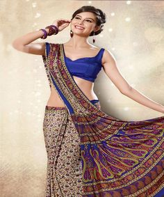 Buy #designer #partywear #resham #traditional #casual #Saree Do not miss out our 15% off Storewide sale. Only 10 days left hurry up! Shop now while stock last. Free Shipping on purchase over $125 within Australia. Use Coupon Code- HOLI 2016 (Sale dates 14th march 2016 till 31st march 2016) @ http://styleindia.com.au/