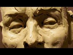 ▶ Sculpting with Lemon - Re-Working my Life-Size Indian Bust - YouTube
